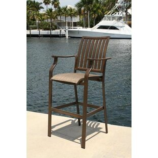 Leeward Islands Patio Bar Stool by Panama Jack Outdoor Today Sale Only