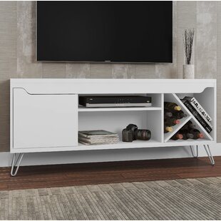 Kerby TV Stand for TVs up to 50 Wrought Studio