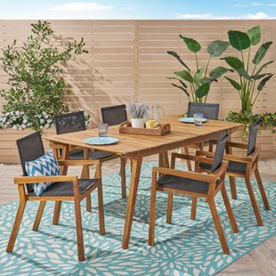Claycomb 7 Piece Dining Set