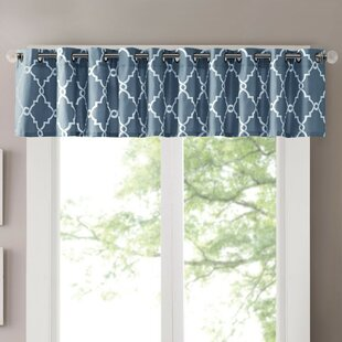 Gentil Blue Valances U0026 Kitchen Curtains Youu0027ll Love   Wayfair