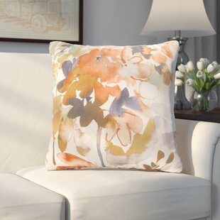 Aranson Summer Set 100% Cotton Throw Pillow
