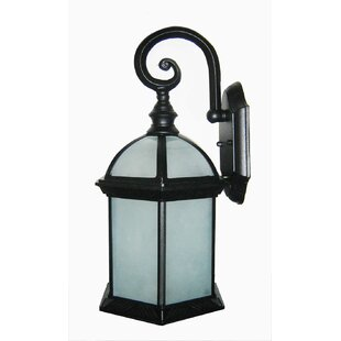 Whitfield Lighting Tyler 1-Light Outdoor Wall Lantern