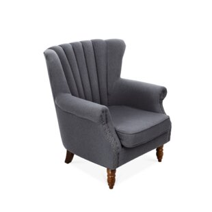 Dupuis Wingback Chair By Marlow Home Co.