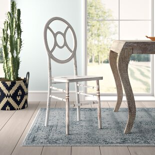 Check Prices Reyna Solid Wood Dining Chair by Mistana