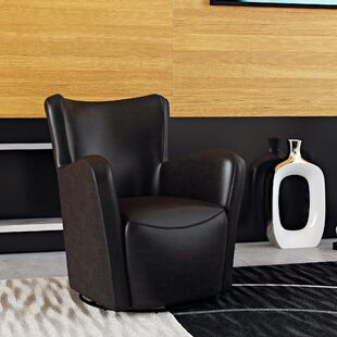 Zipcode Design Makson Swivel Armchair
