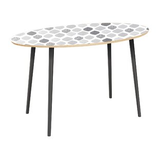 Coder Dining Table by Wrought Studio 2019 Sale