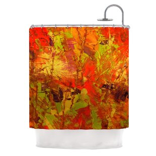 Looking for Autumn by Jeff Ferst Shower Curtain By East Urban Home
