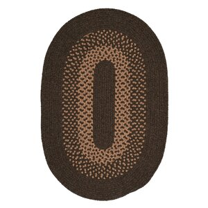 Lionel Roasted Brown Area Rug