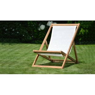 Foldable Deck Chair By JanKurtz