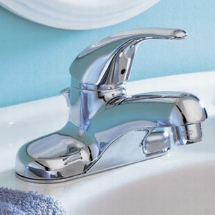 Best Reviews Colony Soft Centerset Bathroom Faucet with ByAmerican Standard