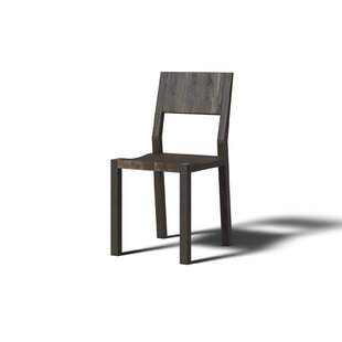 Hevy Solid Wood Dining Chair (Set Of 2) By JAVORINA