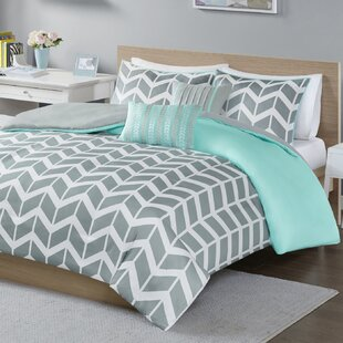 Stanek Duvet Cover Set by Wrought Studio Fresh