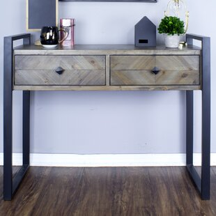Delphine 2 Drawer Console Table