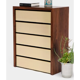 SQM 5 Drawers Chest