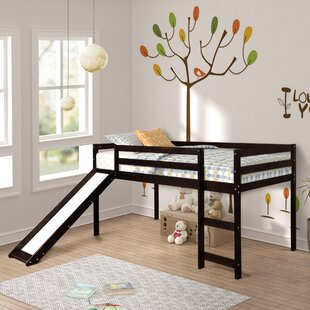 Alicea Twin Bed by Harriet Bee