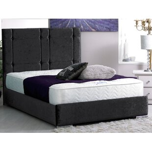 Uma Upholstered Bed Frame By Canora Grey