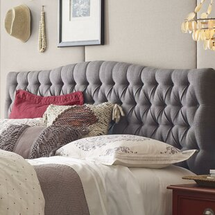 Celeste Upholstered Panel Headboard