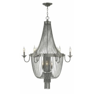 Regis 9-Light Empire Chandelier by Hinkley Lighting