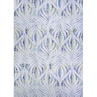 Shopping for Beyer Green/White Indoor/Outdoor Area Rug By Bungalow Rose