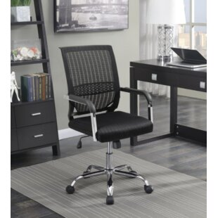 Hinton Mesh Conference Chair by Latitude Run Coupon