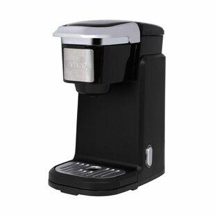 Single-Serve K-Cup Coffee Maker