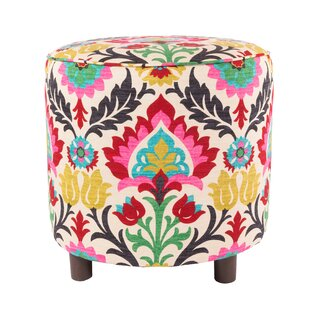 Jimmy Ottoman by Loni M Designs
