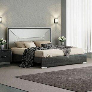 Orren Ellis Aspinwall Upholstered Storage Platform Bed