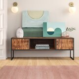 Raphael TV Stand for TVs up to 70 by Foundstone™