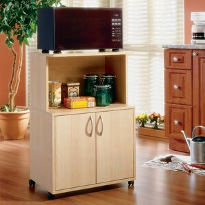 Mazon Microwave Cart by Andover Mills