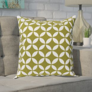Flanders Cotton Throw Pillow Cover