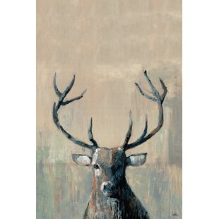 'What Up Buck' Canvas Art