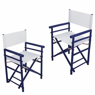 Bamboo Folding Director Chair (Set of 5)