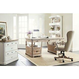 Stanley Furniture Juniper Dell 5 Piece Desk Office Suite