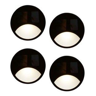 Sale Price Gallager 1 Light LED Pathway Light (Set Of 4) (Set Of 4)