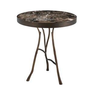 Veritas End Table by Eichholtz