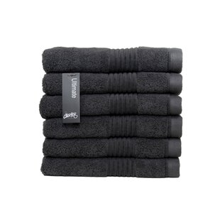 Ultimate Turkish Cotton Hand Towel (Set of 6)