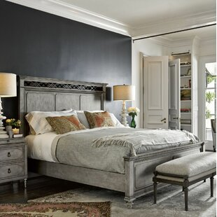 Gatefield Panel Bed
