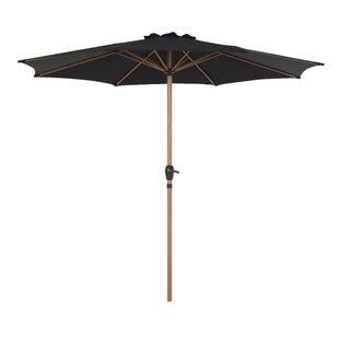 Massaro 3m Market Parasol By Sol 72 Outdoor