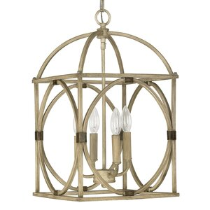 Chesapeake 4-Light Candle-Style Chandelier