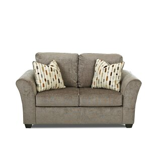 Salina Loveseat by Klaussner Furniture
