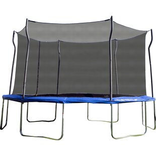 Propel Trampolines Kinetic 14' Trampoline and Enclosure Set