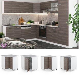 Merih Kitchen Pantry By Ebern Designs