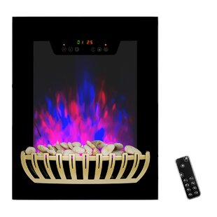 Wall Mounted Electric Fireplace by AKDY