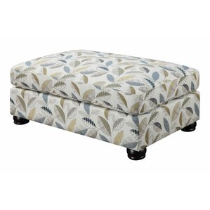 Paige Cocktail Ottoman by Emerald Home Furni..