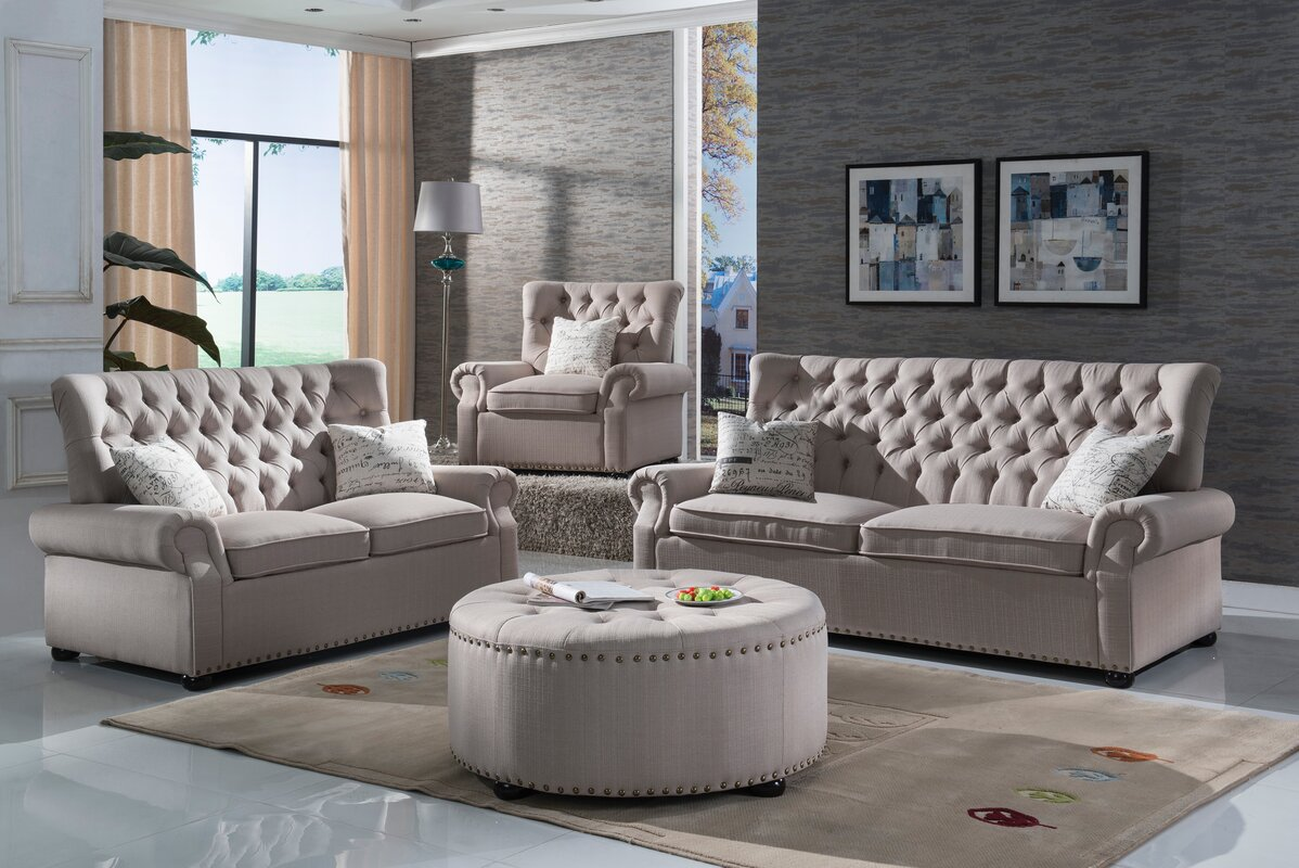 Great Yately 2 Piece Living Room Set Part 28