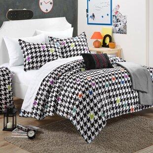 Chic Home Michelle Reversible Comforter Set