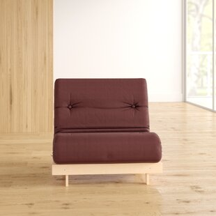 Clarkedale 1 Seater Futon Chair By 17 Stories