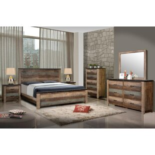Millwood Pines Zager Panel Configurable Bedroom Set