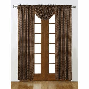 wayfair window treatments blinds isabell window treatment set rustic treatments wayfair