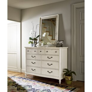 Darby Home Co Cyrilmagnin 9 Drawer Dresser